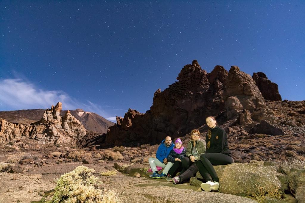 Estrellas en El Teide IMG_7636