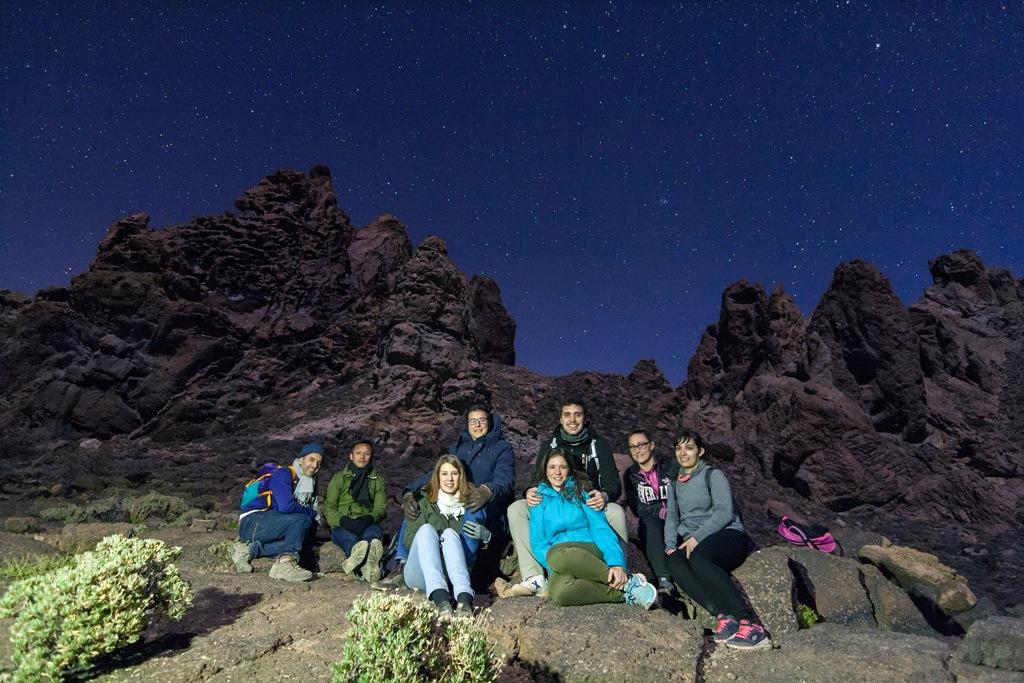 Estrellas en El Teide IMG_7789