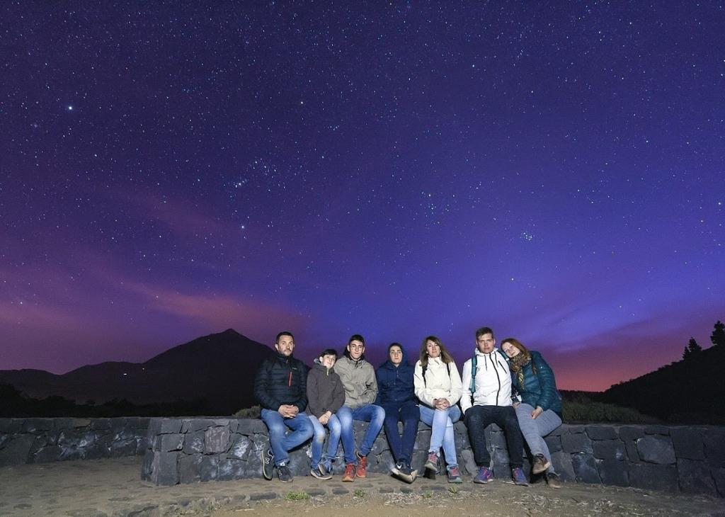 Estrellas en El Teide IMG_8669