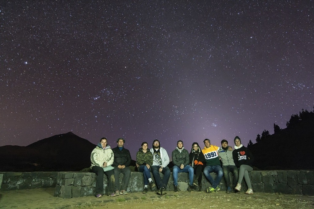 Estrellas en El Teide IMG_8882