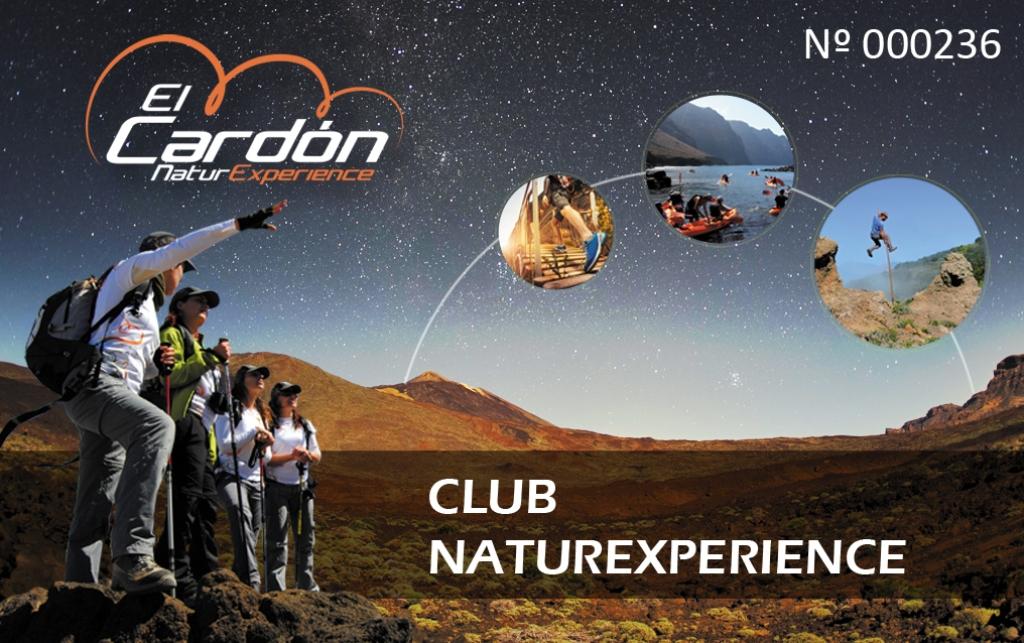 Club NaturExperience tarjeta-club