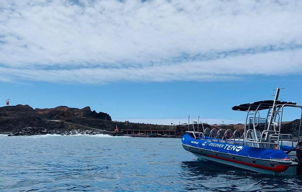 Paseos en barco Punta de Teno barco3