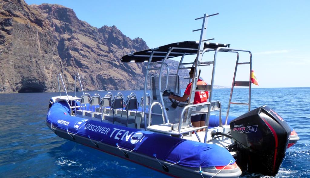 Paseos en barco Punta de Teno discover-teno