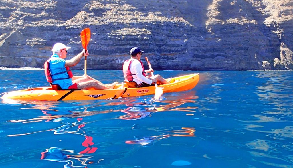 Tarjetas Regalo NaturExperience kayak-los-gigantes