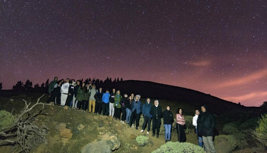 Programa de rutas Santiago del Teide 2020 roquesgarcianocturna