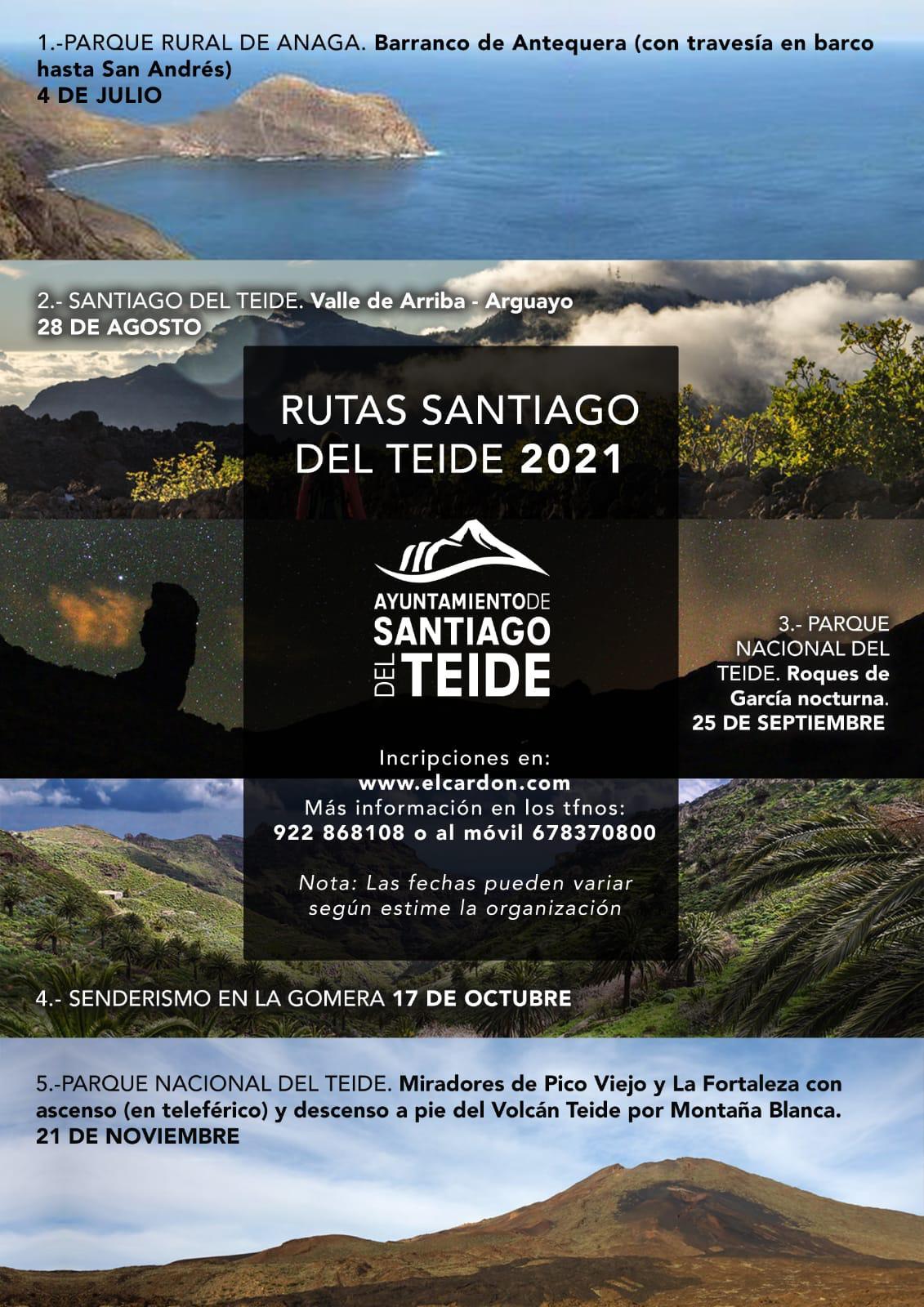 Programa de rutas Santiago del Teide 2021 ee6e1ab9-d967-41e2-98ca-35e7349c9aa2